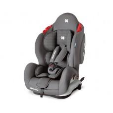 Kikka Boo Детски стол за кола Senior Isofix 9-36 kg Grey