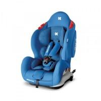 Kikka Boo Детски стол за кола Senior Isofix 9-36 kg Light blue