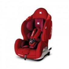 Kikka Boo Детски стол за кола Senior Isofix 9-36 kg Red