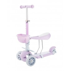 Kikka Boo Scooter BonBon 3 in 1 candy lilac