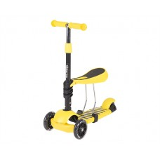 Kikka Boo Scooter 3 in 1 Yellow