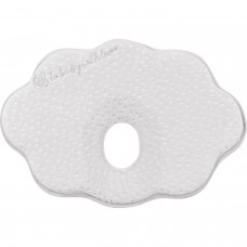 Kikka Boo Cloud ergonomic pillow Grey Velvet