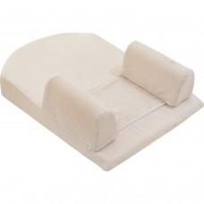Kikka Boo Sleep positioner Beige Velvet