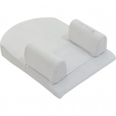 Kikka Boo Sleep positioner Grey Velvet
