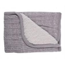 Kikka Boo Baby blanket grey