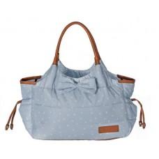 Kikka Boo Mama Bag Dotty Blue