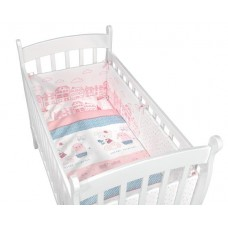 Kikka Boo Baby 5-elements Bedding Set Better Together