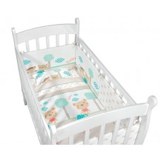 Kikka Boo Baby 3-elements Bedding Set Fantasia
