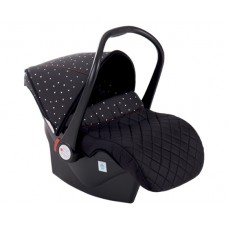 Kikka Boo Car seat 0-13 kg Dotty Black