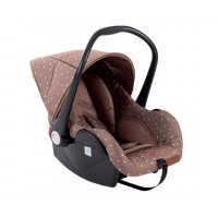 Kikka Boo Car seat 0-13 kg Dotty Brown