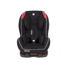 Kikka Boo Детски стол за кола  Regent Isofix 9-25 кг черен