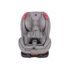 Kikka Boo Детски стол за кола  Regent Isofix 9-25 кг grey