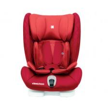Kikka Boo Детски стол за кола Viaggio Isofix 9-36 kg червен