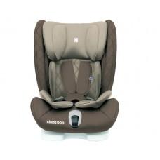Kikka Boo Детски стол за кола Viaggio Isofix 9-36 kg кафяв