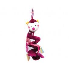 Kikka Boo Vertical Spiral Hedge pink