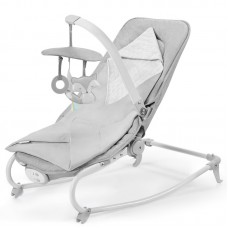 KinderKraft Felio Baby Rocker, grey