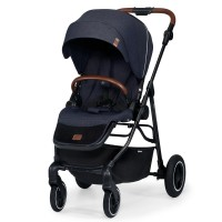 KinderKraft All Road Baby Stroller, navy