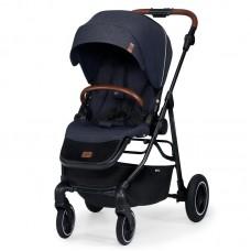 KinderKraft All Road Baby Stroller, navy