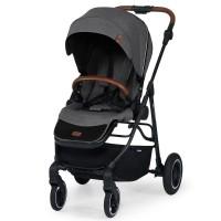 KinderKraft All Road Baby Stroller, grey