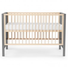 KinderKraft Baby cot MIA with mattress