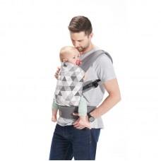 KinderKraft Baby carriers Nino grey