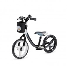 KinderKraft Space Balance Bike black