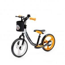 KinderKraft Space Balance Bike orange
