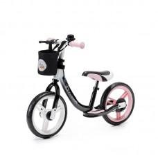 KinderKraft Space Balance Bike pink