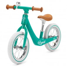 KinderKraft Rapid Balance bike green