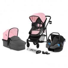Kinder Kraft Комбинирана количка 2 в 1 Juli розово