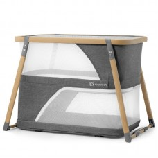 KinderKraft Sofi 4 in 1 Crib grey