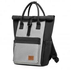 KinderKraft Moonpack backpack, grey