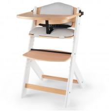 KinderKraft ENOCK high chair with cushion, white