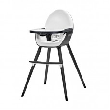 KinderKraft Fini Baby High Chair all black