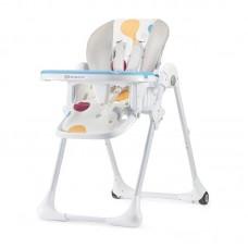 KinderKraft High chair Yummy Multicolor