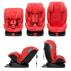 KinderKraft Car Seat Vado IsoFix (0-25kg) red