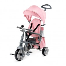 KinderKraft Tricycle Jazz 4 in 1 pink