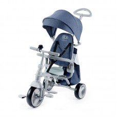 KinderKraft Tricycle Jazz 4 in 1 blue