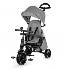 KinderKraft Tricycle Jazz 4 in 1 grey