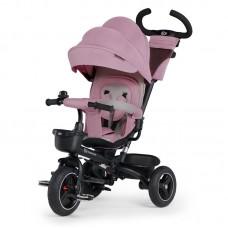 KinderKraft Tricycle 5 in 1 Spinstep, pink