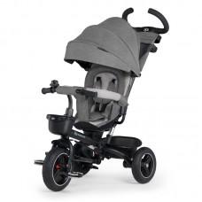 KinderKraft Tricycle 5 in 1 Spinstep, grey