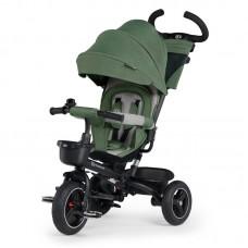 KinderKraft Tricycle 5 in 1 Spinstep, green