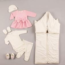 Komes Baby Newborn Set, girl