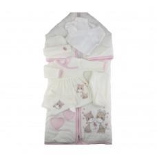 Komes Baby Newborn Set with dress