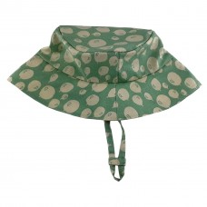 Комес Бебешка шапка зелена с балони