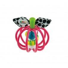 Lamaze toy Grab Apple Pink
