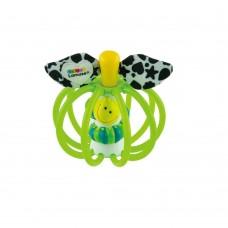 Lamaze toy Grab Apple Green