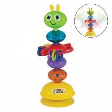 Lamaze Играчка за стол за хранене Буболечка
