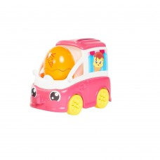 Tomy Toomies  Fil and Pop Snacks pink
