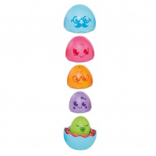 Tomy Toomies Hide and Squeak Nesting Eggs